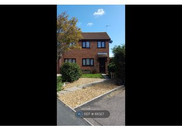 Thumbnail 2 bedroom semi-detached house to rent in Nuthatch Close, Weymouth