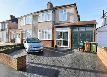 Thumbnail 3 bedroom semi-detached house for sale in Canberra Road, Bexleyheath