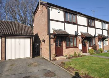 Thumbnail 2 bed end terrace house for sale in Rectory Close, Bracknell