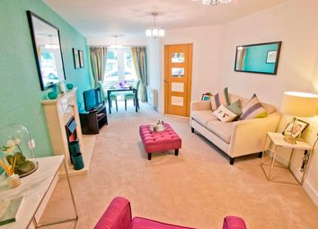 "Thumbnail 1 bed flat for sale in ""Typical 1 Bedroom"" at Hilton Court, Hilton Road, Bishopbriggs, Glasgow"
