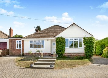 Thumbnail 3 bed detached bungalow for sale in Hillside Drive, Gomeldon, Salisbury