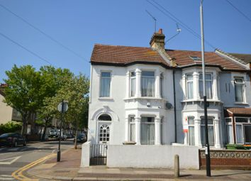 Thumbnail 4 bed end terrace house for sale in Burges Road, East Ham, London