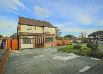 Thumbnail 3 bed detached house for sale in Greenfields Crescent, Ashton-In-Makerfield, Lancashire