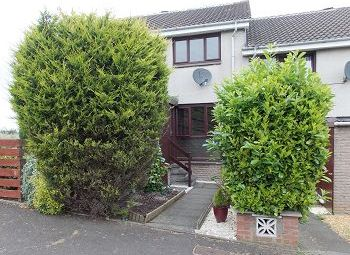 Thumbnail 2 bedroom flat to rent in Cameron Grove, Inverkeithing