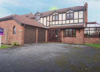 Thumbnail 4 bed detached house for sale in Barnside Way, Tytherington