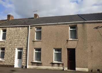Thumbnail 3 bed terraced house for sale in Shelone Road, Briton Ferry, Neath .