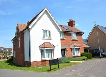 Thumbnail 4 bed detached house for sale in Hampton Road, Little Canfield, Dunmow