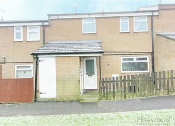 Thumbnail 2 bed terraced house to rent in Back Croft, Chesterfield, Derbyshire