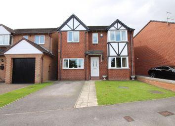 Thumbnail 4 bed detached house for sale in Edgbaston Way, Edlington, Doncaster