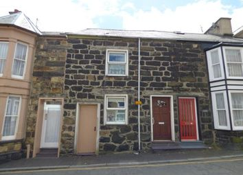 Thumbnail 3 bed terraced house for sale in Lleyn Street, Pwllheli, Gwynedd