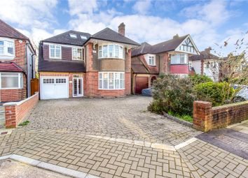 Thumbnail 5 bed detached house for sale in Monro Gardens, Harrow