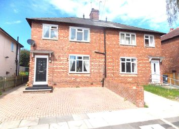 Thumbnail 3 bed semi-detached house for sale in Archdeacon Crescent, Darlington