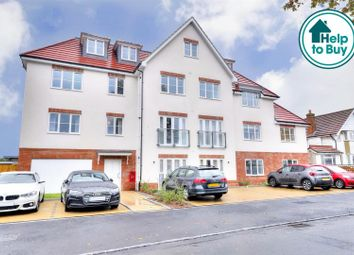 Thumbnail 1 bed flat for sale in Bathurst Walk, Iver