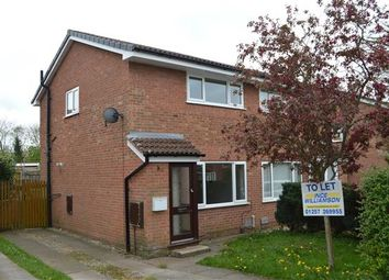 Thumbnail 2 bedroom semi-detached house to rent in Draperfield, Eaves Green, Chorley