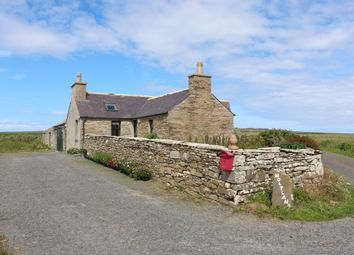 Thumbnail 2 bed cottage for sale in Deerness, Orkney