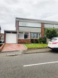 Thumbnail 3 bed semi-detached house for sale in Sevenoaks Drive, Hastings Hill, Sunderland