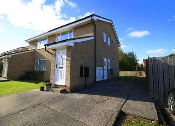 Thumbnail 1 bed flat for sale in Farnham Close, Newton Aycliffe