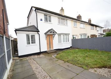 Thumbnail 3 bed end terrace house for sale in Brian Avenue, Irby, Wirral