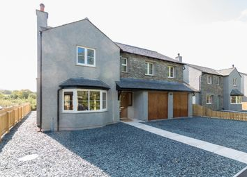 Thumbnail 4 bed detached house for sale in Walna Scar View, Torver, Coniston, Cumbria