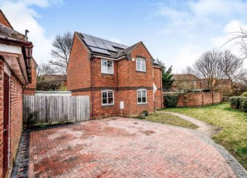 Thumbnail 4 bed detached house for sale in Windrush Close, Stevenage