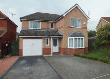Thumbnail 4 bed detached house to rent in Melbourne Way, Waddington