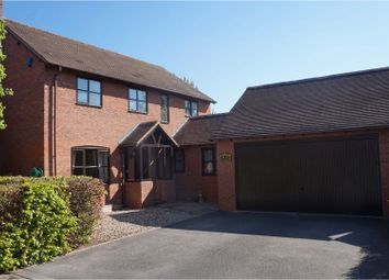 Thumbnail 4 bed detached house for sale in Astley Court, Shrewsbury