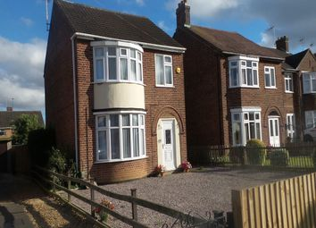 Thumbnail 3 bedroom detached house for sale in Welland Road, Dogsthorpe, Peterborough