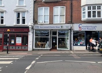 Retail premises to let in The Broadway, Crowborough TN6