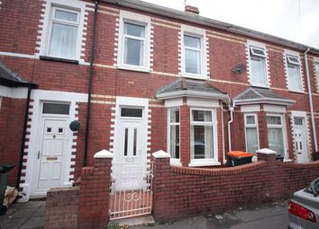 Thumbnail 2 bed terraced house to rent in Sutton Road, Newport, Gwent