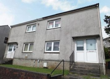 Thumbnail 2 bed end terrace house for sale in Don Street, Greenock, Inverclyde