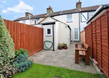 Thumbnail 2 bed terraced house for sale in Sun Road, Swanscombe
