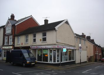 Thumbnail 1 bed flat to rent in Norwich Road, Ipswich