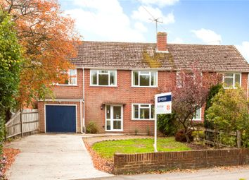 Thumbnail 4 bed semi-detached house for sale in Essex Street, Newbury, Berkshire