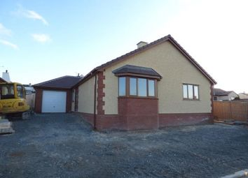 3 bed bungalow for sale in Vista Del Mar, Valley, Holyhead, Sir Ynys Mon LL65