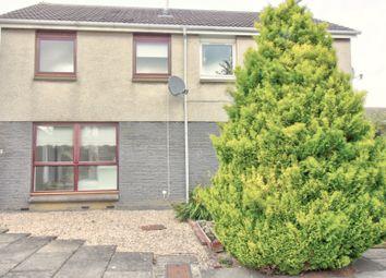 Thumbnail 3 bed semi-detached house for sale in Craigs Park, East Craigs, Edinburgh