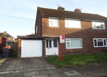 Thumbnail 3 bedroom semi-detached house to rent in Kendal Grove, Walkden, Manchester