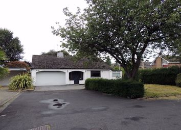 Thumbnail 4 bed detached bungalow for sale in Helston Close, Bramhall, Stockport