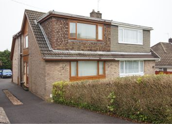Thumbnail 3 bedroom semi-detached house for sale in Penrhiw Road, Morriston