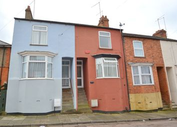 Thumbnail 4 bed terraced house for sale in Newington Road, Kingsthorpe, Northampton