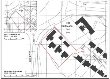 Thumbnail Land for sale in Paddock Close, Shaftesbury
