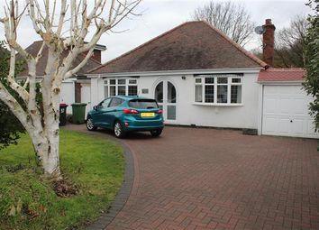 Thumbnail 2 bed detached bungalow for sale in Birmingham Road, Whitacre Heath, Coleshill