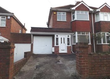 Thumbnail 3 bedroom semi-detached house for sale in Parkes Hall Road, Dudley, West Midlands
