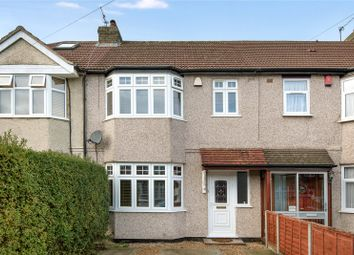 Thumbnail 3 bed terraced house for sale in Woodcroft Crescent, Hillingdon, Middlesex