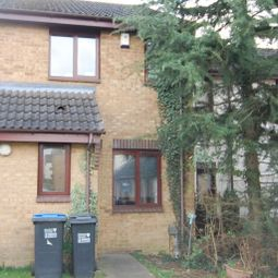 Thumbnail 2 bedroom terraced house to rent in Tomsfield, Hatfield