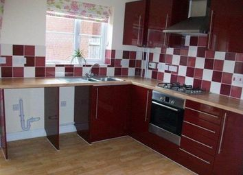 Thumbnail 4 bed town house to rent in Oxford Gardens, Holbeach, Spalding