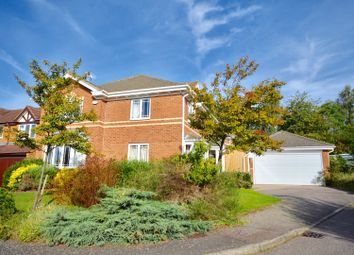 Thumbnail 4 bedroom detached house for sale in Mead Road, Kettering
