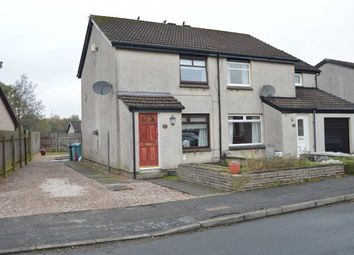 Thumbnail 2 bed semi-detached house for sale in Manse View, Newarthill, Motherwell