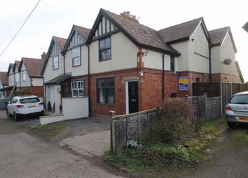 Thumbnail 3 bed semi-detached house for sale in Betley Villas, Betley Lane, Bayston Hill