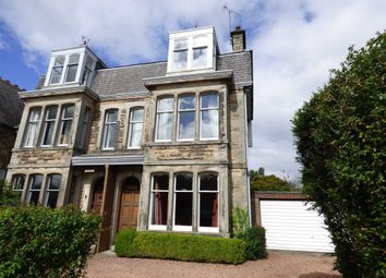 Thumbnail 5 bed semi-detached house for sale in East Road, Cupar, Fife