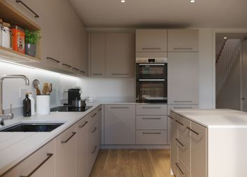 Thumbnail 4 bed terraced house for sale in Marchington, Kitchener Barracks Dock Road, Chatham